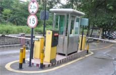 西安停车场道闸 西安停车场收费系统