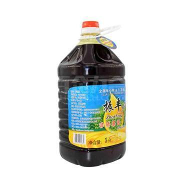 淮北粮油批发5L振丰原味菜籽油