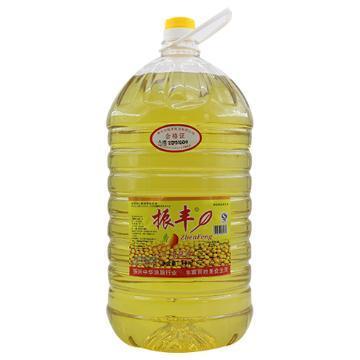 餐饮粮油批发10L振丰一级大豆油