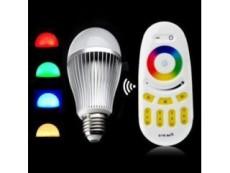 RGBW调光调色温方案