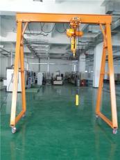 定制3吨龙门吊 电动龙门吊 移动小型龙门吊