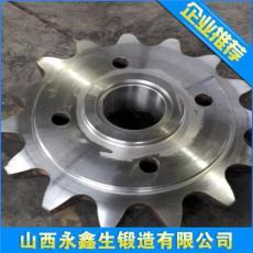 链轮锻件定制加工 可提供热处理 尺寸精准