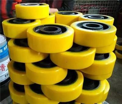 北京聚氨酯滚轮 北京胶轮包胶加工