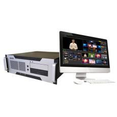 四通道真三维虚拟演播室系统设备厂家价格