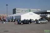 亚太篷房篷布厂家定制展览展示玻璃膜墙