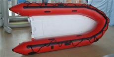 宁夏玻璃钢底橡皮艇 鸿业方舟游艇