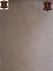 意大利黃牛頭層小荔枝紋油蠟皮--石家莊嘉泰