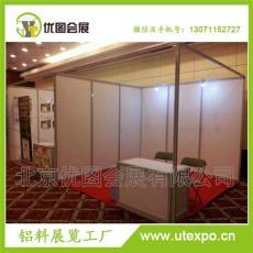 北京鋁料標攤租賃 標攤鋁型材八棱柱租賃