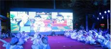 舞台全彩LED显示屏租赁河南安阳林州宏创