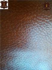 大中小荔枝纹头层牛皮-嘉泰皮革