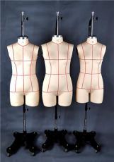 專業尺寸量體訂做半身女裝立裁模特兒