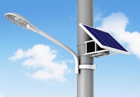 轻小网球拍集成led集成路灯 太阳能路灯灯头
