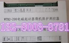 WTB2-200电磁起动器微机?;げ饪仄?甘肃平