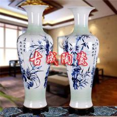 優質陶瓷花瓶價格 客廳花瓶擺件定做