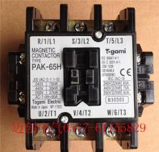 日本户上接触器PAK-65H