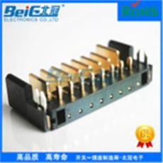 32 6.5mm左防呆式大電流筆記本電池連接器