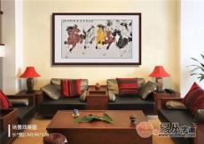 客厅沙发装饰悬挂字画有什么讲究