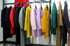 中长S-L双面绒大衣2016品牌女装专柜主打色