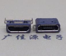 邁克USB防水座子 Micro B型口防水母座