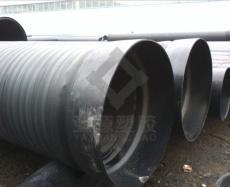 HDPE双壁波纹管尺寸 东莞HDPE双壁波纹管厂