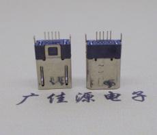 micro usb7p公头 夹板1.0版厚尺寸