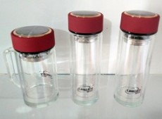 雙層玻璃杯定制使用的好處