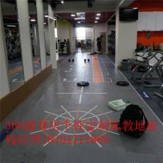 上海360个性定制健身房私教地板综合训练功