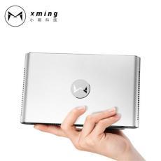 激光微型投影机小明 M1微型投影仪家庭影院