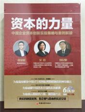 資本的力量--中國企業資本創新實操策略與案