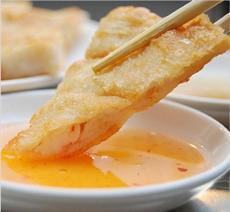 皇宫月亮虾饼135g油炸西餐厅酒楼 冷冻食品