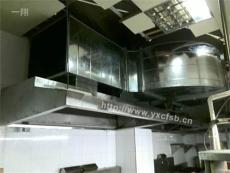 厨房排风系统 通风系统工程 排烟管道系统定