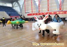 国庆节活动必备趣味运动项目道具河南厂家