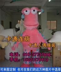 北京吉祥物人偶制作厂家 人物行走卡通人偶