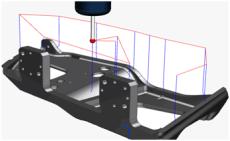 3d測量儀 三維測量 模具3d在線測量系統