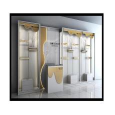厂家直销欧式精品烤漆展示柜内衣展示柜定制