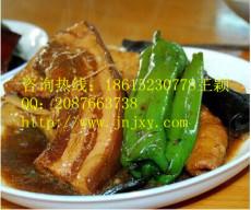 济宁甏肉干饭?#29992;?#24464;州把子肉做法把子肉培训
