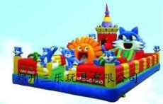 繁華的北京怎么能少了兒童游樂充氣城堡呢