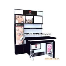广东厂家专业定制化妆品展示柜量大价优