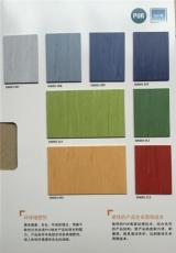 深圳优质耐磨环保PVC胶地板 法国得嘉地板胶