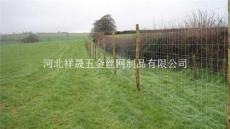 拦羊铁丝网 圈牛栅栏 山里圈羊网