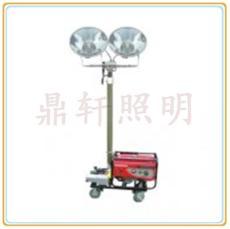 EB7032便携式移动照明车 2*150W发电机照明