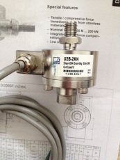 C2/500KG德国HBM传感器C2/500KG