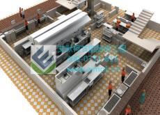 湖南長沙廚房設備工程