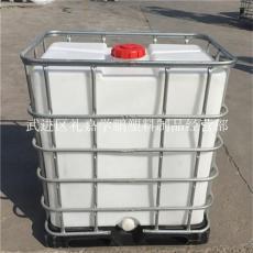 供应厦门500升超厚抗渗塑料包装桶吨桶