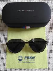 寰视眼镜-时尚金属近视偏光超薄太阳镜定制