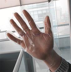 食品級標準一次性PE薄膜手套