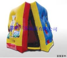 河南新乡趣味运动会趣味器材之众星捧月