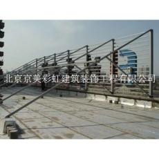 北京楼顶标识发光大字维修保养制作厂家