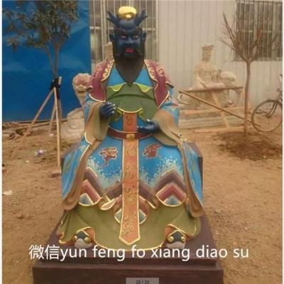 河南供应1.6米龙王神像四海龙王龙母佛像