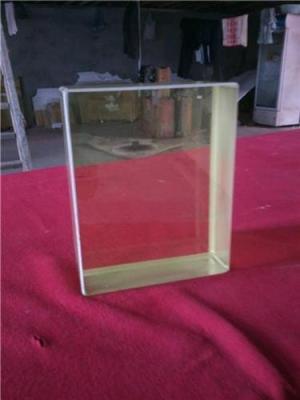 防护铅玻璃 防辐射玻璃 防护铅玻璃观察窗